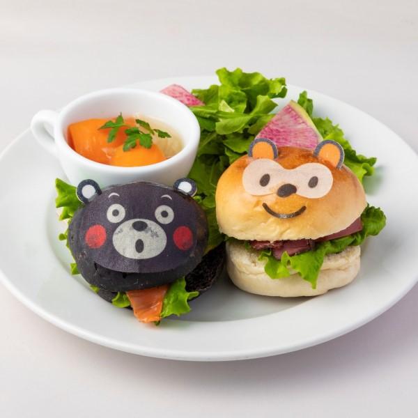 「ポンタ」×「くまモン」のコラボカフェが8日間限定オープン!!