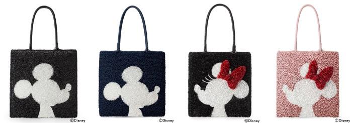 「ANTEPRIMA」ミッキー&ミニーのワイヤーバッグの先行予約がスタート!