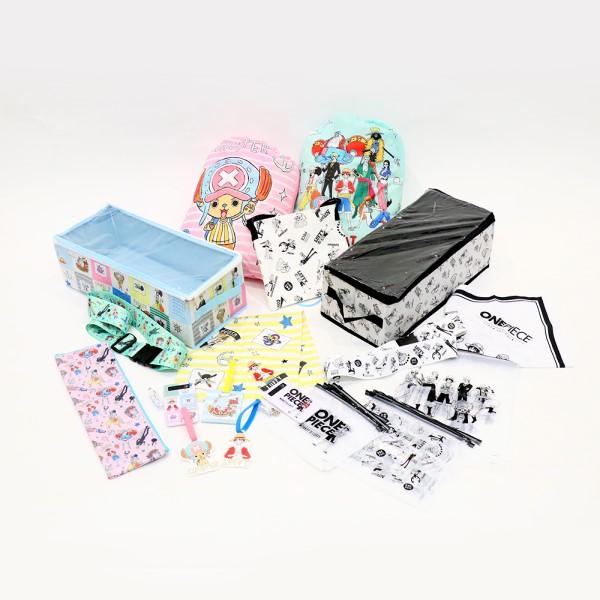 「3COINS×ONE PIECE」オリジナル描き下ろしデザインのコラボアイテム発売!