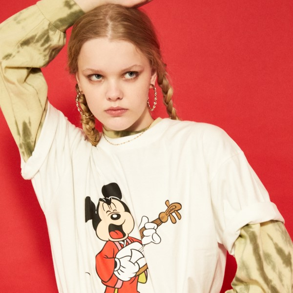 「Disney SERIES CREATED by MOUSSY」2020 EARLY SUMMER COLLECTIONが発売