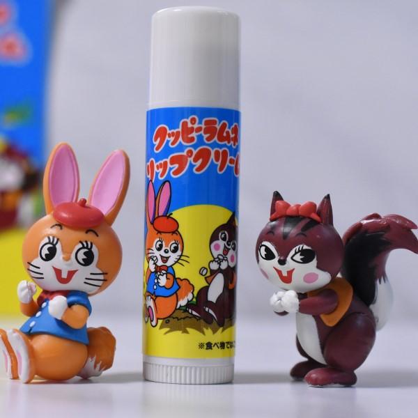 初回分即完売!クッピーラムネのリップクリームが待望の再発売!!