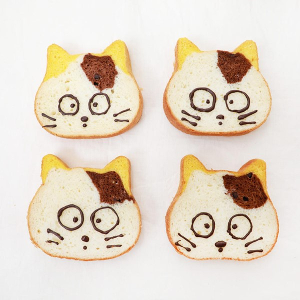 「タマ&フレンズ」と「ねこねこ食パン」コラボ商品が登場!お取り寄せもできるよ♪