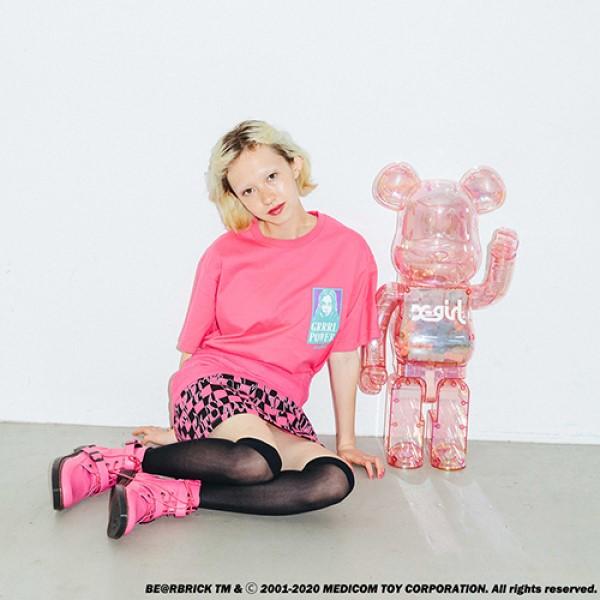 「BE@RBRICK」×「X-girl」コラボアイテムが発売!