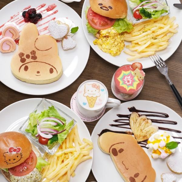 「SANRIO CAFE 池袋店」オープン!カワイイフードをテイクアウトできるよ~♪