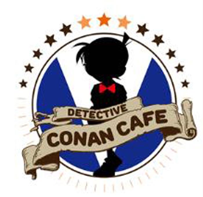 「名探偵コナンカフェ」が全国10都市11会場で期間限定オープンが決定!