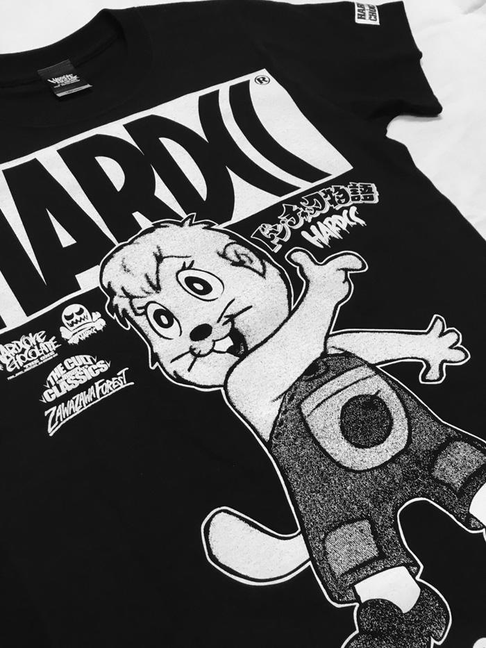 往年の名作アニメ『ドン・チャック物語』の コラボレーションTシャツが発売!