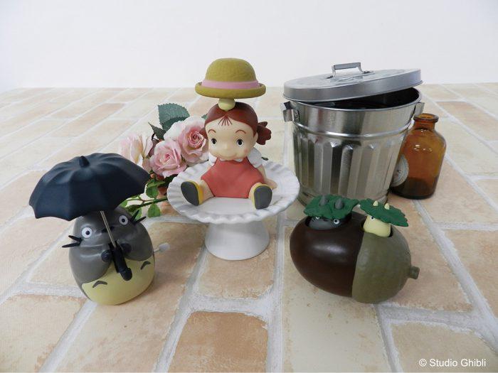 スタジオジブリ作品『となりのトトロ』グッズ 大トトロがドンドコ踊りをする「ねじ巻き」のおもちゃを全国のどんぐり共和国で5月から販売開始