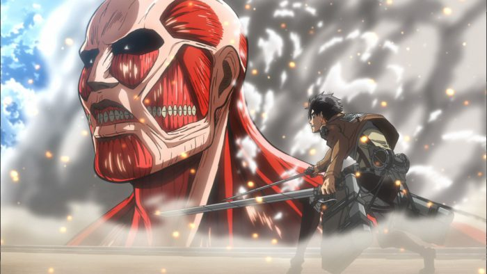 「GYAO!」にてアニメ『進撃の巨人』全シリーズを配信決定!