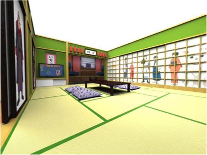 サンシャインシティプリンスホテルによるTVアニメ『銀魂』宿泊プランが予約開始