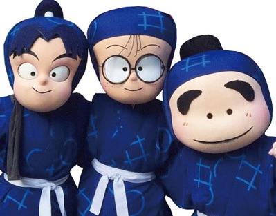 忍術学園 文化祭に行こう!の段