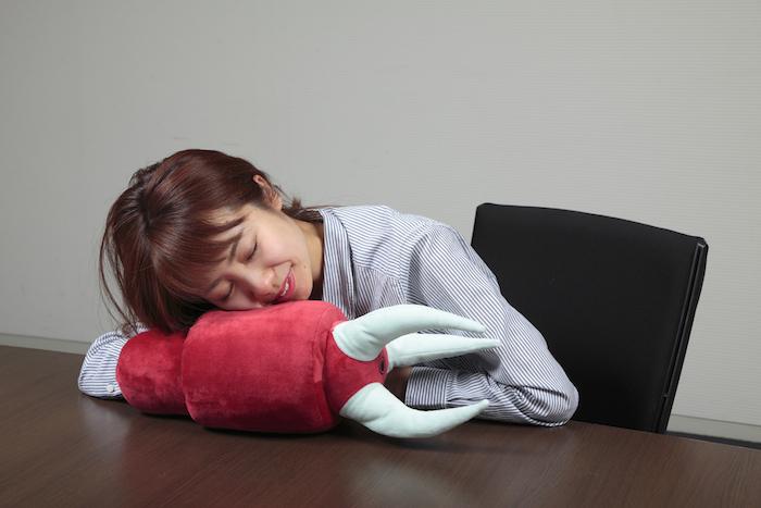 ズゴック 腕枕クッション登場!