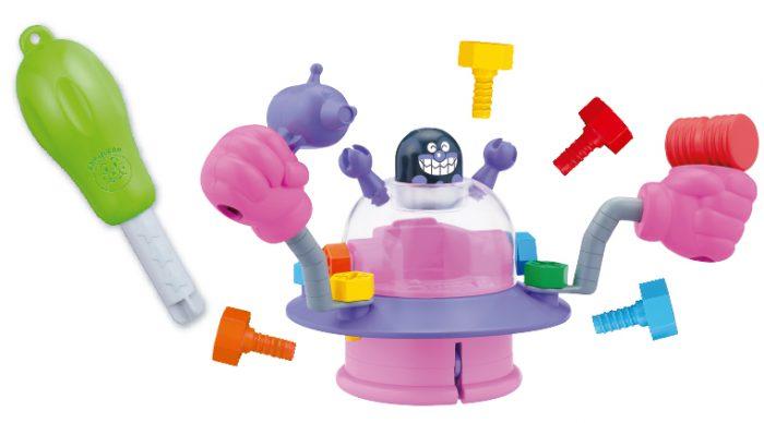 アンパンマン 知的玩具発売
