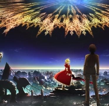 『Fate/EXTRA Last Encore』コンセプトビジュアル&第2弾PV&キャスト解禁!