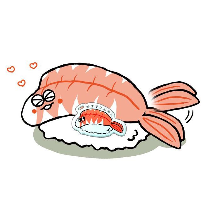 えびちゃん(時すでにお寿司。)