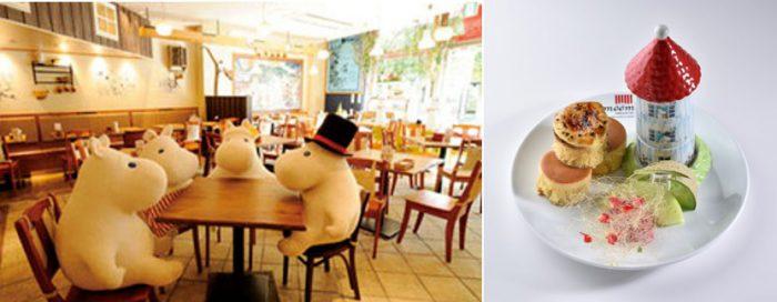 週刊 『ムーミンハウスをつくる』創刊記念!moomin Bakery&Cafe×デアゴスティーニ
