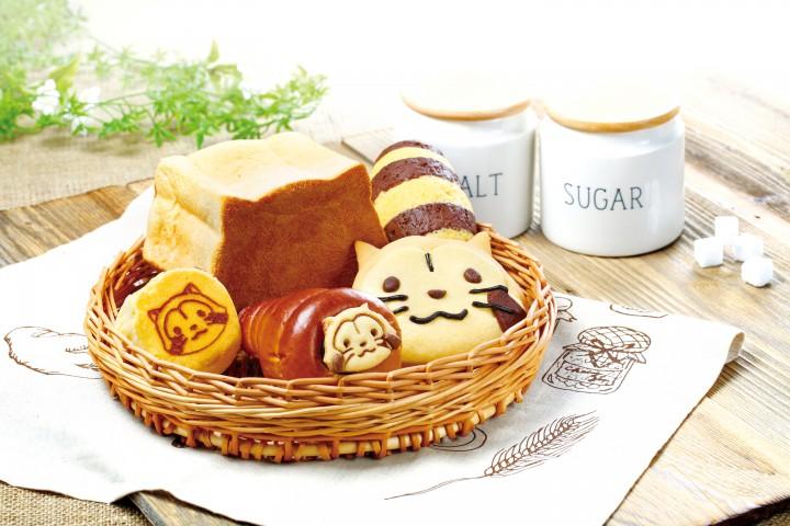 ラスカルのかわいいパン屋さんがOPEN!