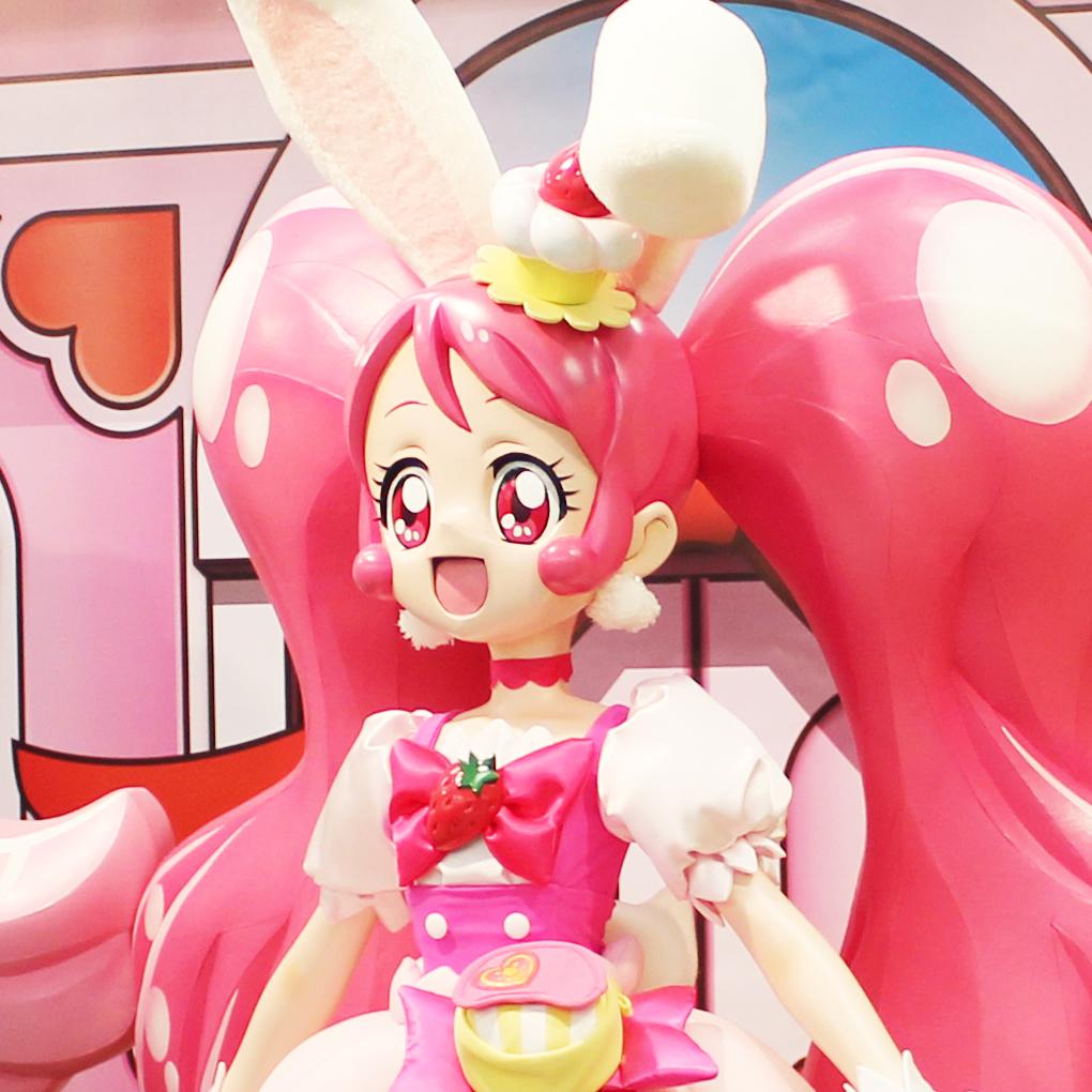 楽しい遊びが盛りだくさん!キラキラ☆プリキュアアラモード夢みる☆みんなのパティスリー