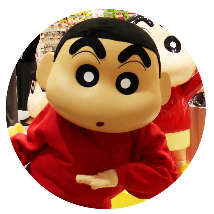クレヨンしんちゃん待望の常設ショップ登場!