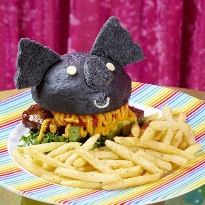"""マーチくんが""""ブラックなバーガー""""に!?コアラのマーチ×KAWAII MONSTER CAFE HARAJUKU"""