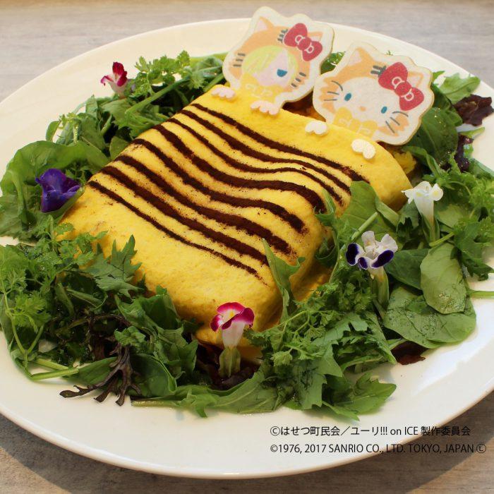 強力タッグでかわいさ満点!Yuri on Ice×Sanrio characters Cafe