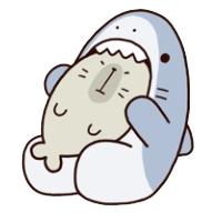 アプリ・コミックスでも大人気!『サメーズ』新作LINEスタンプ発売中!