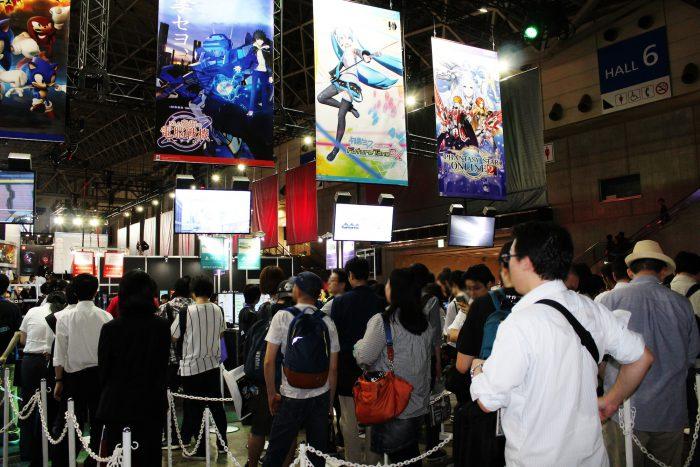 東京ゲームショウ2017、セガゲームスブースが熱かった!