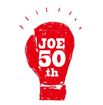 世界中を熱狂させた名作 『あしたのジョー』 連載開始50周年プロジェクトが2018年に始動!