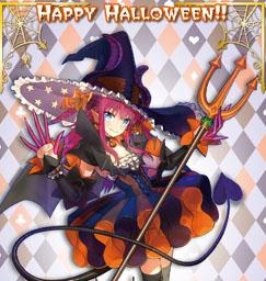KADOKAWA×TYPE-MOON×アニメイト『Fate/halloween festival』開催♪