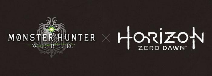 『MONSTER HUNTER: WORLD』『HorizonZero Dawn』とコラボレーション決定!