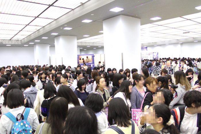京まふレポート~女性に人気のブースをご紹介!~
