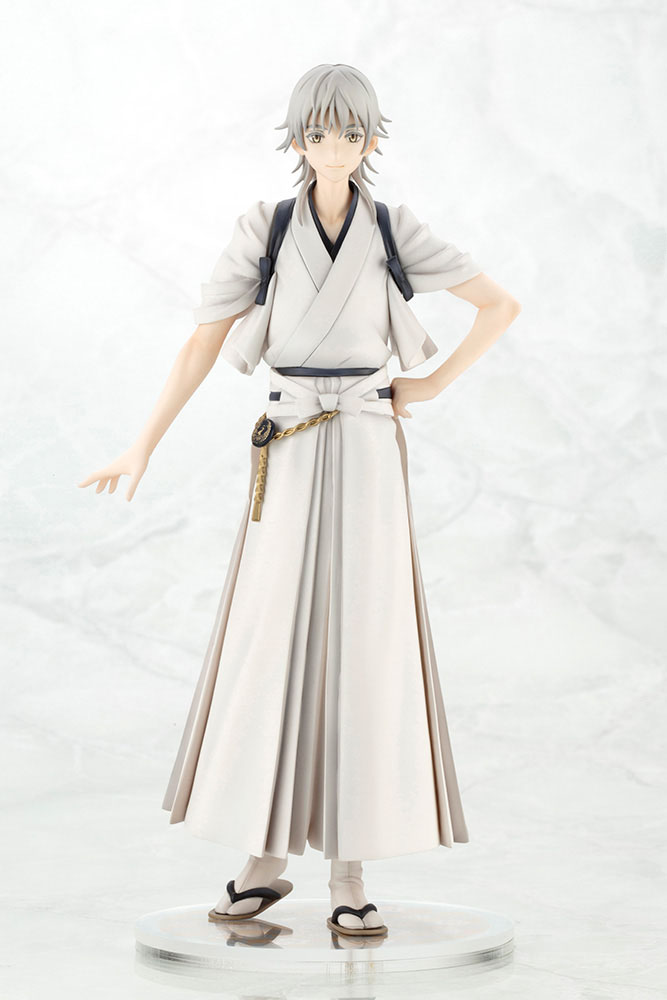 僕たちの本丸は―――今日も花丸。「鶴丸国永」が内番衣装を纏い ARTFX Jシリーズで登場!