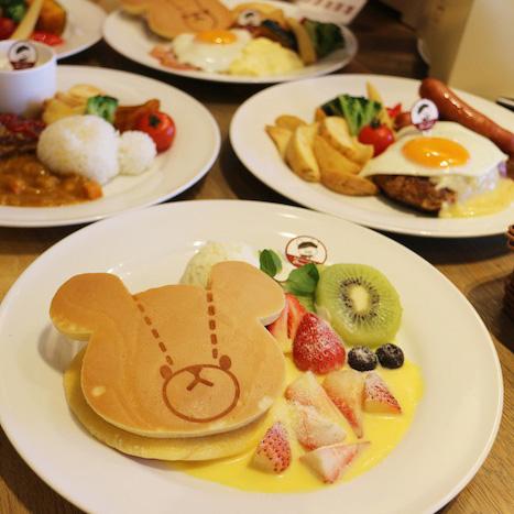 くまのがっこう ダイニングカフェ期間限定で東京ソラマチ®にオープン!