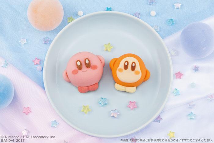 """カービィとワドルディの""""和菓子""""がローソンに登場"""