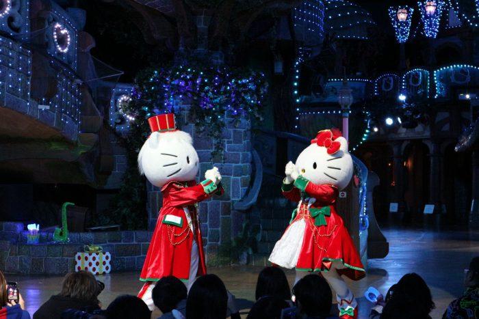 キラキラのクリスマス!サンリオピューロランド「ピューロクリスマス」