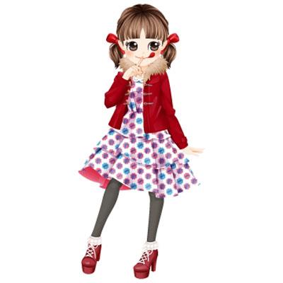 enishの『ガルショ☆』と不二家の「ペコちゃん」が期間限定コラボを実施!