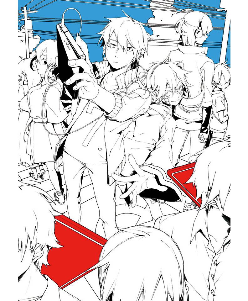 『カゲロウデイズ -in a day's-』Blu-ray&DVD発売決定!