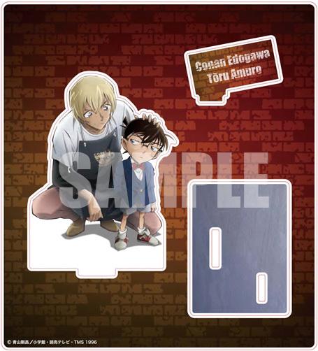 『名探偵コナン』『弱虫ペダル GLORY LINE』のトムスオリジナルイラストを使用したグッズを 「AnimeJapan 2018」にて先行販売!