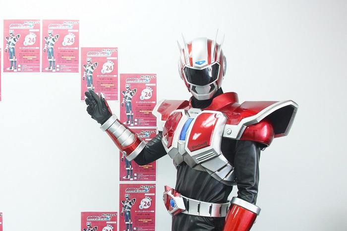 北九州で大人気!戦いたくないヒーロー「キタキュウマン」のオフィシャルショップが開店!