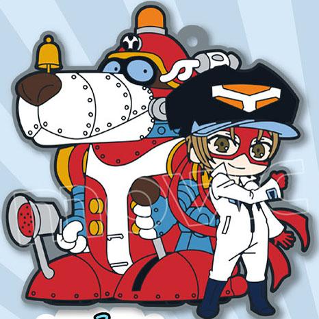タツノコプロを代表するキャラクターとコラボ!『KING OF PRISM』のラバーストラップコレクションが発売決定!