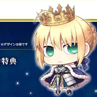 『Fate/Grand Order』ゆーぽん氏のかわいいデフォルメイラストで立体化!