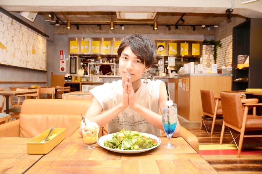 カフェ・カレ vol.1 #からめるカフェ
