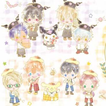 『あんさんぶるスターズ!× Sanrio characters CAFE』期間限定で開催決定!