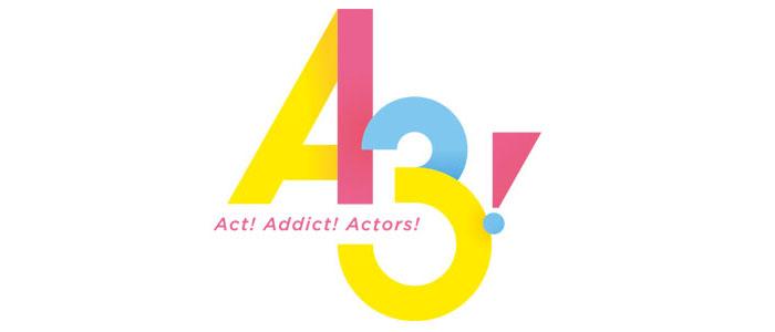 『A3!』のフェアが全国アニメイトにて開催決定!