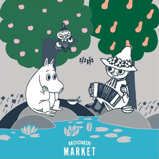 「ムーミンマーケット2018」西武池袋本店で開催!