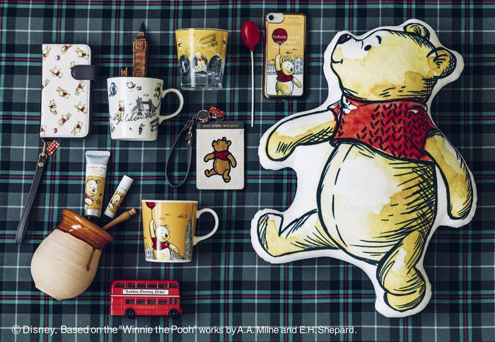 "「DISNEY Collection ""Winnie the Pooh""」の新作登場!"