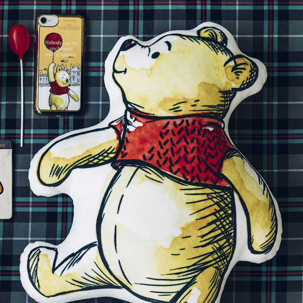 "「DISNEY Collection ""Winnie the Pooh""」の新作登場!"