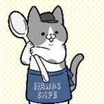 『うちの猫がまた変なことしてる。×ハンズカフェ』期間限定オープン!