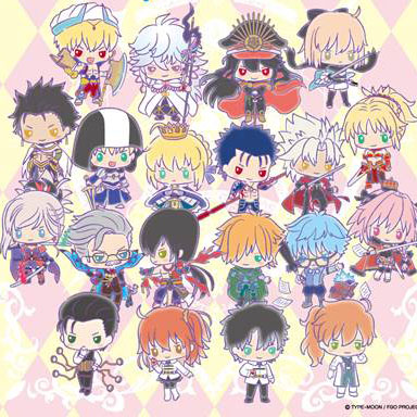『Fate/Grand Order Design produced by Sanrio withマルイノアニメ』を開催!
