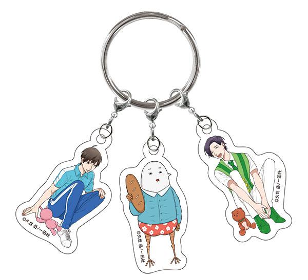 『うらみちお兄さん』コミックス第3巻に描き下しチェーム付きセットが登場!