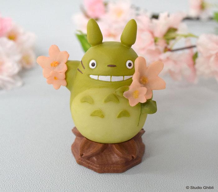 「となりのトトロ」SAKURAシリーズ1月中旬より発売!